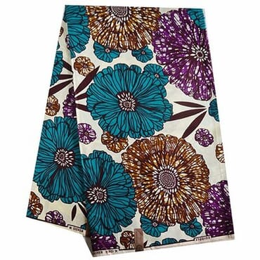 Ankara Super - 6 Yards