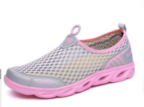Summer Pedal Casual Net Shoe