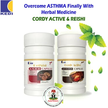 Herbal Solution For Chronic Asthma
