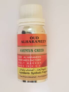 Oud Alharameen Aventus Creed Perfume Oil - 100ml