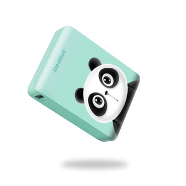 Pingsheng Charging Bao 10000mAh Cute Mini Portable Power Supply