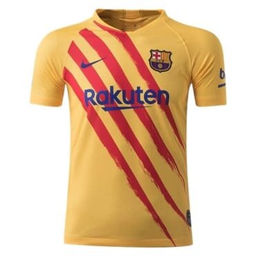 BARCELONA FOURTH JERSEY