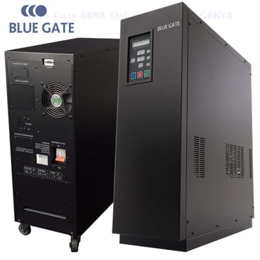 BG 6KVA LFI ONLINE (FOR MACHINES)