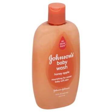 Johnson's Baby Wash - Honey Apple