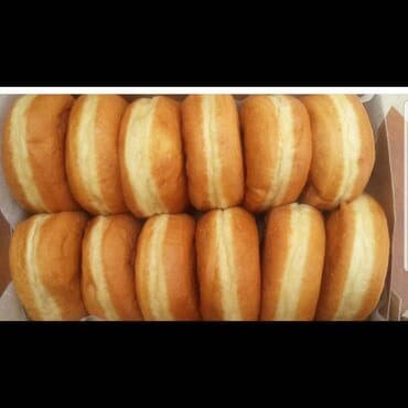 Box of 12pcs Jam filled doughnuts