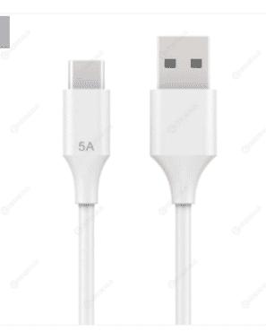 Pisen Tc06-1000 1m 5a Usb Charging & Data Type-c Cable Brand: Pisen