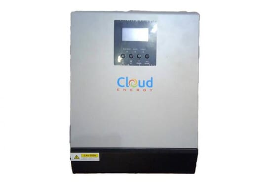 1KVA/12V (800W) SOLAR INVERTER - 50A CHARGE CONTROLLER