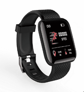 Generic Smart Watch Bluetooth Smart Bracelet Band Pedometer