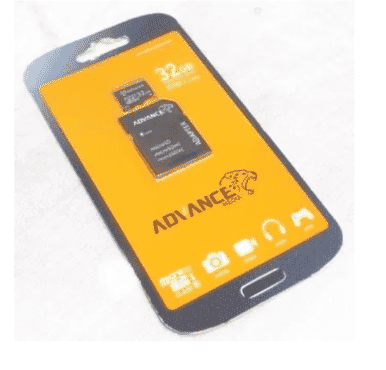 Advance 32GB Micro SD