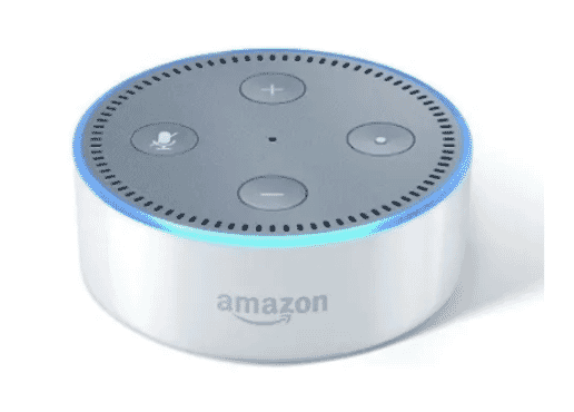 Amazon Echo Dot – White