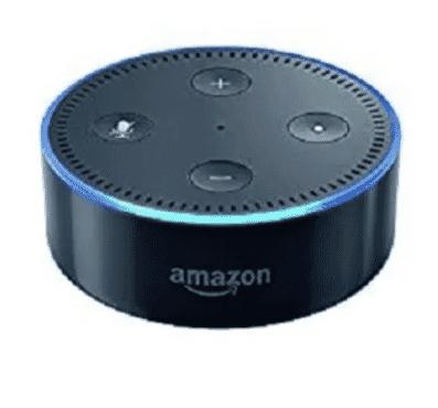 Amazon Echo Dot – Black