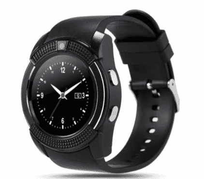 W300 Smart Watch With Sim Card & Bluetooth