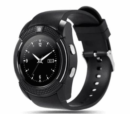W300 Smart Watch With Sim Card & Bluetooth