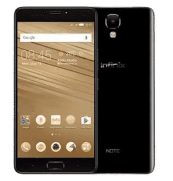 Infinix Note 4 Pro - x571 - 5.7