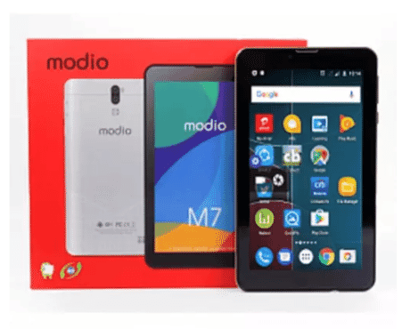 M7, Tablet 7
