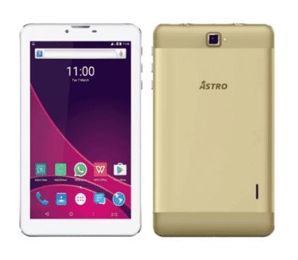 Astro Euro Mercury Tab 7 1g/8g, 1.3ghz Quadcore - 3G, Dual Sim - 3000mah
