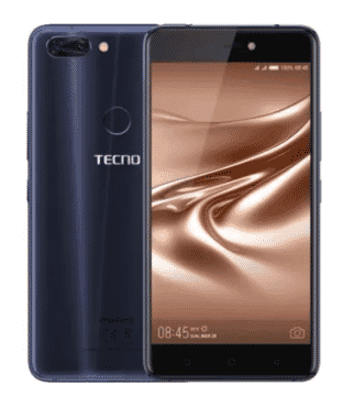 Tecno Phantom 8 - 5.7