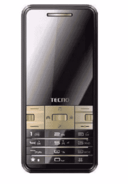 Tecno T660 - Dual Sim Phone