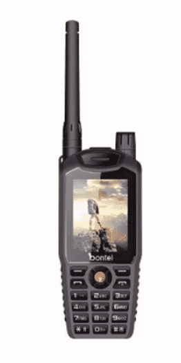 bontel A8 Walkie-Talkie, Big Torch Light,super Big Speaker ,10000 Mah Power Bank Battery