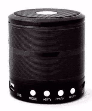 Multifunctional Bluetooth Mini Speaker - WS-887