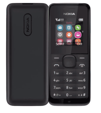 Nokia 105 Dual Sim - 2015