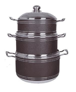 Master Chef Non-stick Pot - Big Size