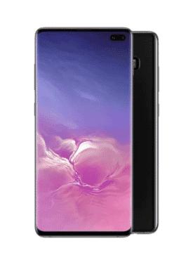 Samsung Galaxy S10 Plus - 512GB ROM, 8GB RAM - Dual Sim - Prism Black