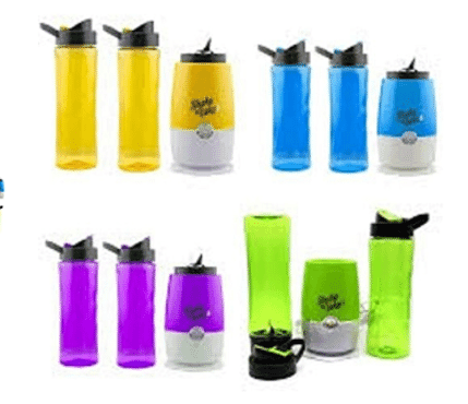 Shake N Take Smoothie Maker (2 Bottles)