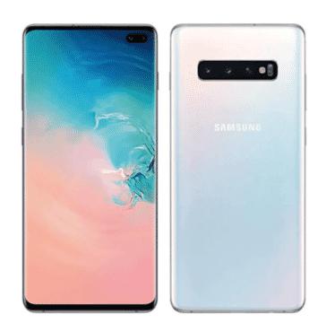 Samsung Galaxy S10 Plus - 512GB ROM - 8GB RAM - Dual Sim - Ceramic White