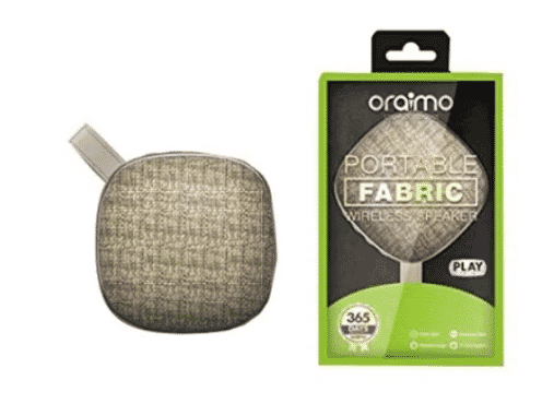 Oraimo Fabric Wireless Speaker