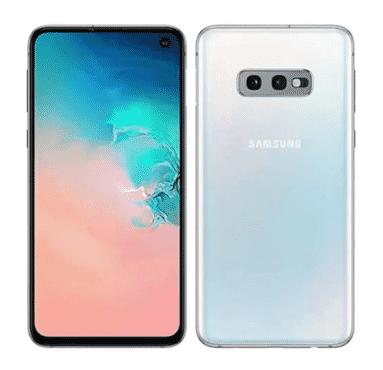 Samsung Galaxy S10 - 128GB, 8GB RAM - Dual Sim - Prism White