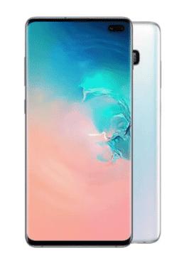 Samsung Galaxy S10+ (128gb, 8gb Ram) - Dual Sim - Prism White