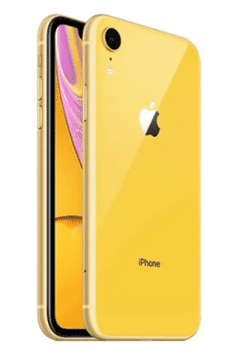 Apple iPhone Xr - 256GB - 1 Year Warranty - Yellow