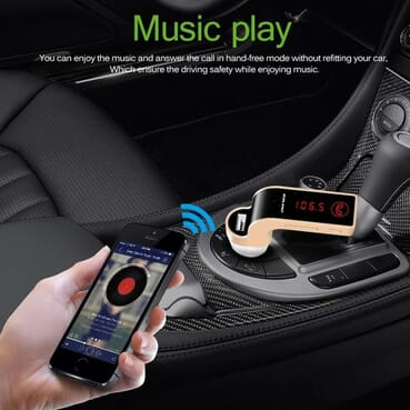Car MP3 Player Bluetooth /Call /Charger /USB Transmitter/ FM /Aux
