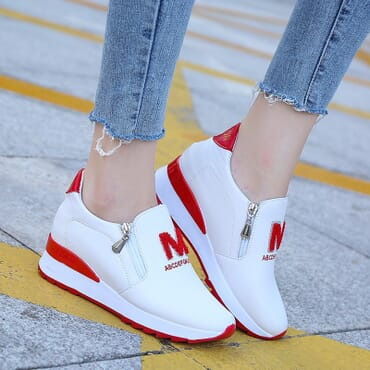 Classic Female Fashion Sneakers