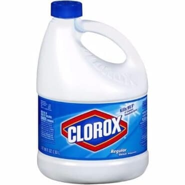 Clorox Regular Bleach - 3.57L