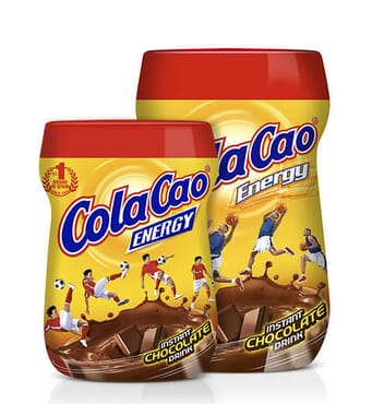 Cola Cao Hot Chocolate Beverage