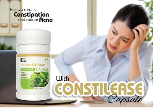 Constilease:  Natural Solution To Pile And Constipation