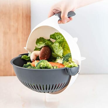 Cooking Made Easy Multifunction Vegetable Cutter Grater/Chopper Vegetable.