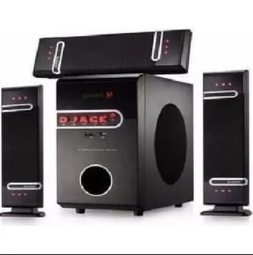 D-Jack Bluetooth Function Home Theater D3l PRODUCT CODE: 3959432