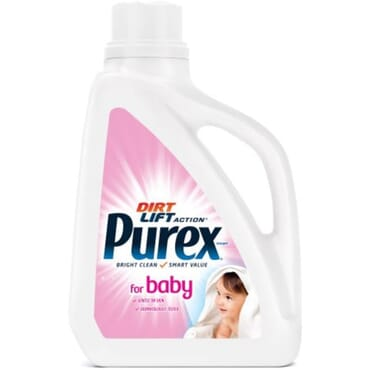 Purex Dirt Lift Action for Baby