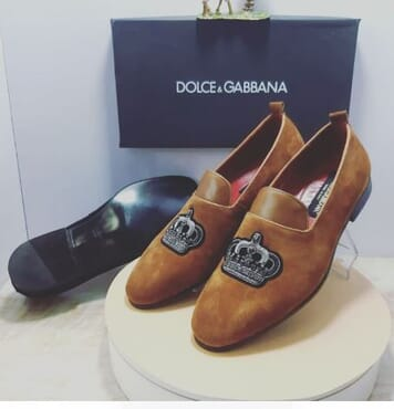 Dolce and Gabbana Loafer.