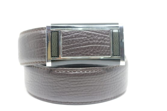 Duchini Belt full cover (100%Leather) Brown