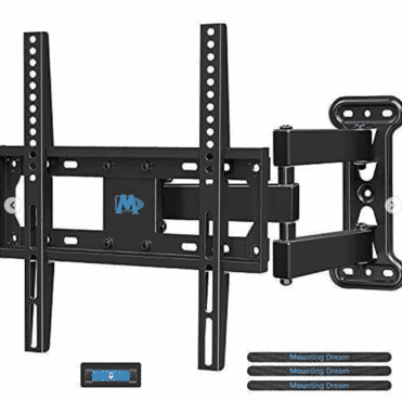 Mounting Dream TV Mount with Sliding Design for 42-70 Inch TV
