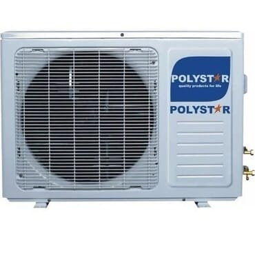 Polystar 1.5HP Air Conditioner - Pv-12cs/se + Free Installation Kit