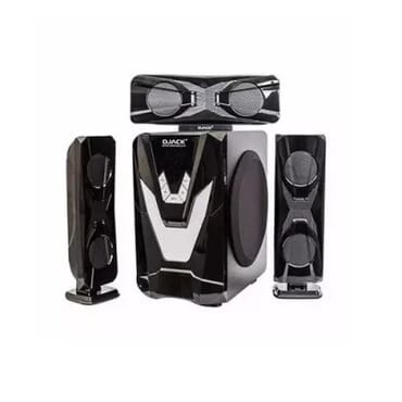 Djack Djack Powerful Bluetooth Home Theater System Dj-y3l