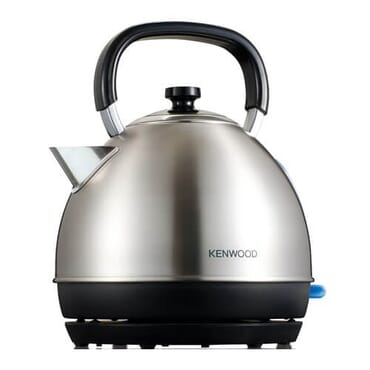 Kenwood Kenwood Brushed Metal Kettle SKM100 - 1.6L