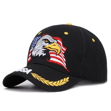Eagle Men Quality Men Face cap