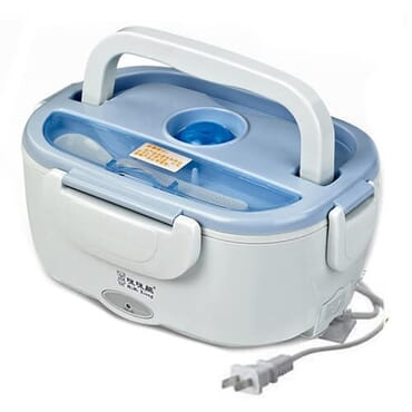Electric Lunch Box - Blue