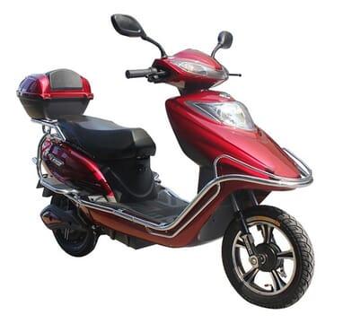 Smart Electric Ladies motorcycle
